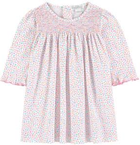 Kissy Kissy Pima cotton dress and bloomers