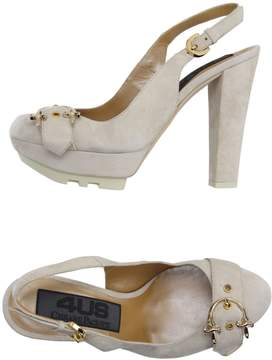 Cesare Paciotti 4US Pumps