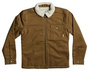 Quiksilver Boy's Dabein Fleece Lined Jacket