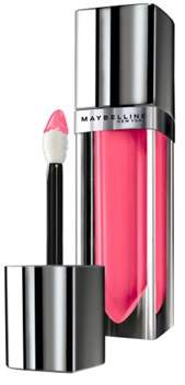 Maybelline Sensational Color Elixir Lip Lacquer Gloss, 075 Fuchsia Flourish.