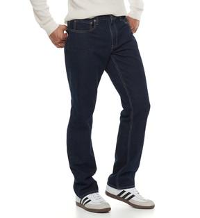 DAY Birger et Mikkelsen Men's Urban Pipeline Relaxed Straight Jeans