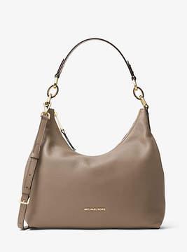 Michael Kors Isabella Large Leather Shoulder Bag
