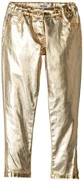Moschino Kids - Pants w/ Logo on Back Pockets