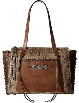 American West - Rio Grande Zip Top Tote Tote Handbags