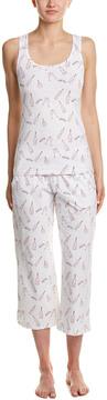 BedHead Pajamas Cropped Set