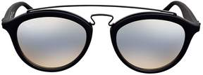 Ray-Ban Open Box Gatsby II Silver Gradient Flash Sunglasses