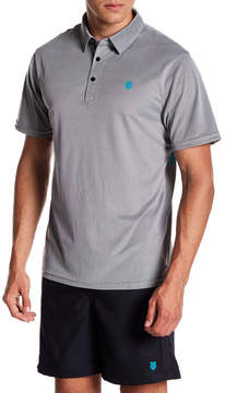 K-Swiss Short Sleeve Performance Polo