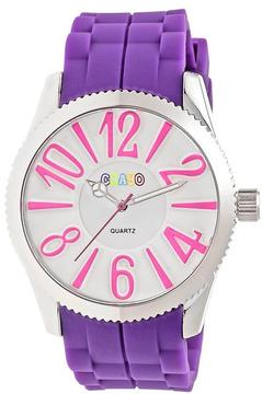 Crayo Magnificent Collection CRACR2906 Women's Watch with Silicone Strap