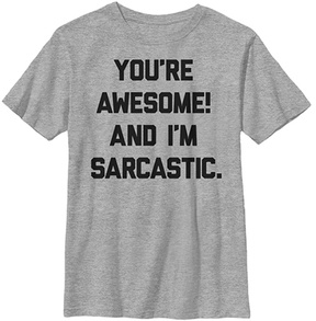 Fifth Sun 'You're Awesome' Tee - Youth