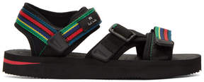 Paul Smith Black Stripe Formosa Cycle Sandals