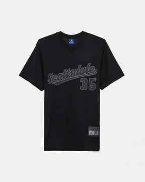 Jordan Scottsdale Baseball Jersey (Black)