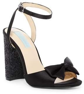 Betsey Johnson Lyla Ankle Strap Sandal