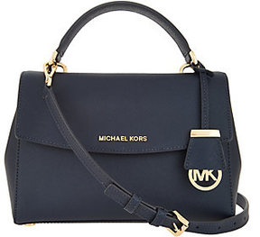 MICHAEL Michael Kors Michael Kors Small Ava Leather Crossbody Bag - ONE COLOR - STYLE