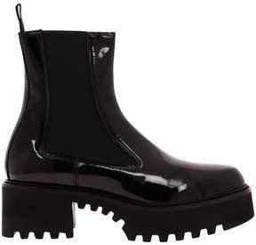 Premiata Flat Booties Shoes Women