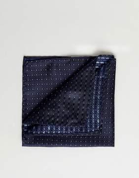 Jack and Jones Pocket Square In Silk
