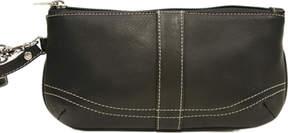Piel Leather Ladies Large Wristlet 2768 (Women's)