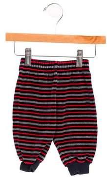 Sonia Rykiel Girls' Velvet Striped Pants