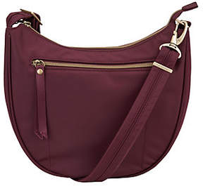Travelon Anti-Theft Hobo Crossbody Handbag with RFID
