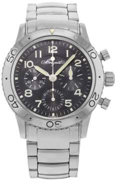 Breguet Type XX Aeronvale 3800ST/92/SW9 Stainless Steel Automatic 39mm Mens Watch