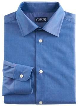 Chaps Boys 8-20 Chambray Dot Button-Down Shirt