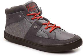 Original Penguin Afterhours Mid-Top Sneaker - Men's
