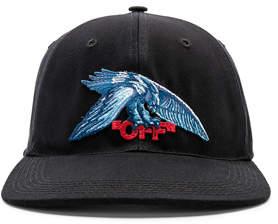 Off-White Eagle Cap