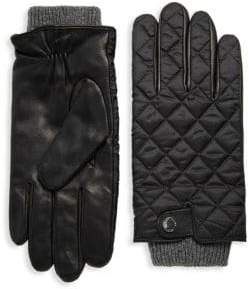 Polo Ralph Lauren Quilted Hunter Gloves