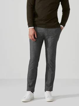 Frank and Oak Mini-Houndstooth Newport Chino