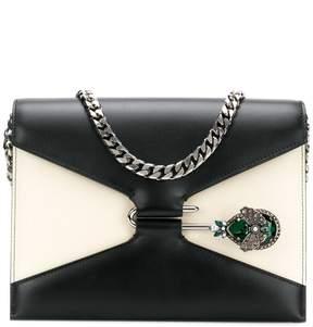 Alexander McQueen Pin Satchel bag