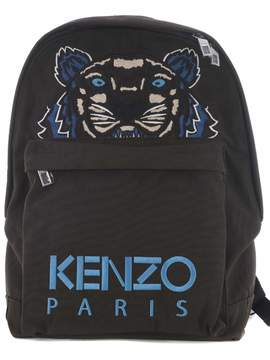 Kenzo Tiger Head Backpack
