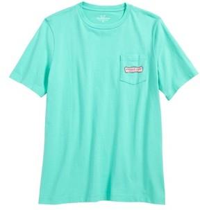 Vineyard Vines Boy's Box Lights Logo T-Shirt