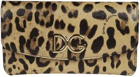 Dolce & Gabbana Leo Continental Wallet - ONE COLOR - STYLE