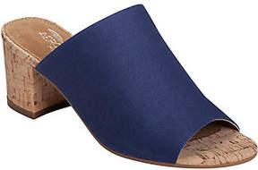 Aerosoles Heel Rest Slide Sandals - Midlevel