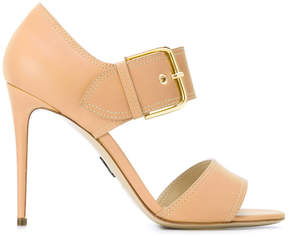 Paul Andrew Blonde Cedar sandals