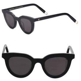 Gentle Monster Tilda Swinton X Eye Eye 45MM Subtle Cat Eye Sunglasses