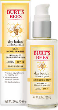 Burt's Bees Skin Nourishment Day Lotion Spf 15, 2 oz