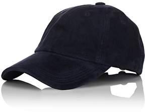 Barneys New York WOMEN'S SUEDE BASEBALL CAP
