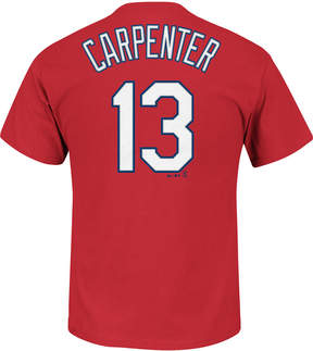 Majestic Men's Matt Carpenter St. Louis Cardinals Official Player T-Shirt