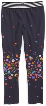 Truly Me Toddler Girl's Floral Print Leggings