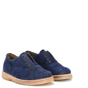 Pépé laceless Oxford shoes