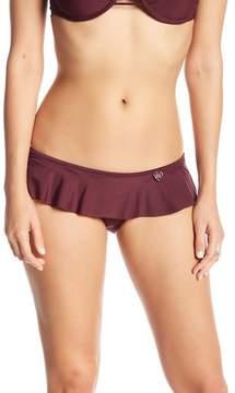 Body Glove Smoothies Lily Ruffle Popover Bikini Bottoms