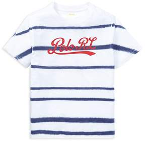 Polo Ralph Lauren Boys' Tie-Dye Logo Tee - Big Kid