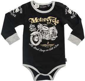 Rock Your Baby Baby Boy's Wild & Free Bodysuit