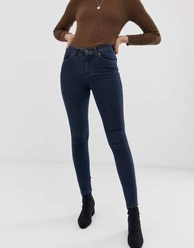 Dr. Denim Lexy Mid Rise Second Skin Super Skinny Jeans