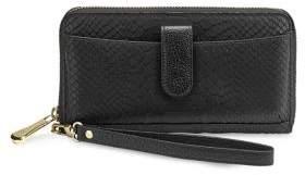 GiGi New York Leather Phone Wallet
