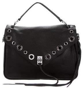 Rebecca Minkoff Leather Embellished Satchel