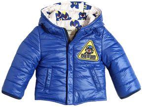 Bug-Kun Reversible Nylon Puffer Jacket