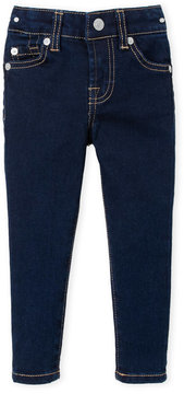7 For All Mankind Toddler Girls) The Skinny Jeans