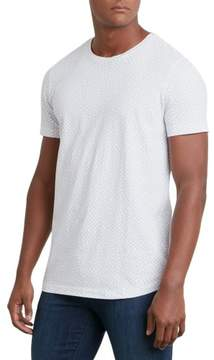 Kenneth Cole New York Reaction Kenneth Cole Short-Sleeve Printed Shirt - Men's
