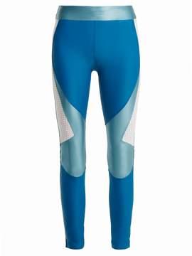 Charli COHEN Laser colour-block performance leggings
